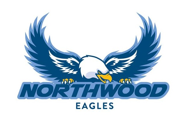 northwood elementary logo with eagle